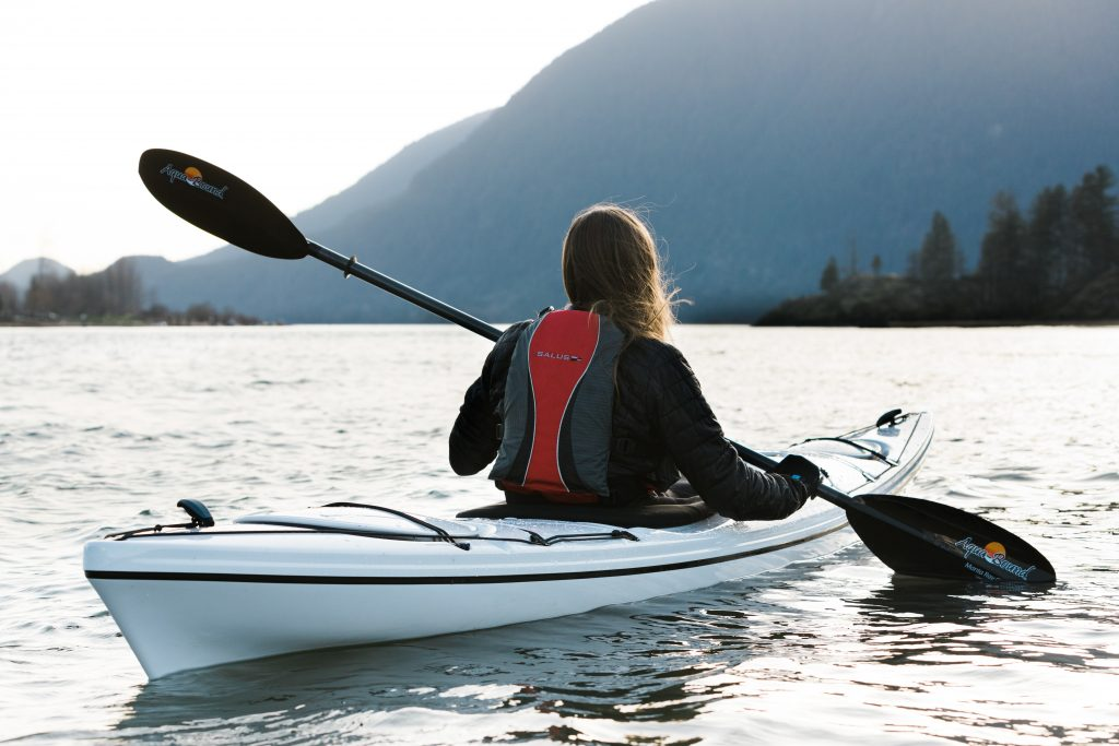 Outdoor sports are big in British Columbia